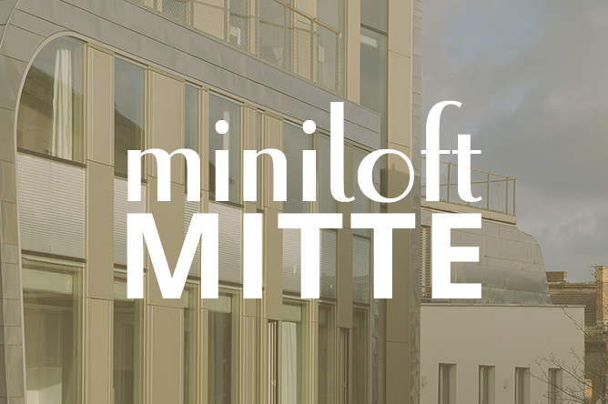 Miniloft Mitte - accommodation in Berlin
