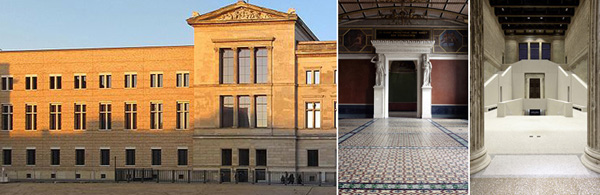 Museumsinsel :: Neues Museum