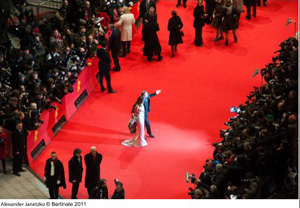Berlinale: Red carpet