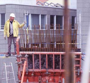 Design :: steel reinforcing